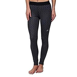 ADIDAS women's techfit long tights